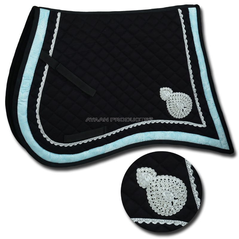 Spanish Moss Saddle Pad