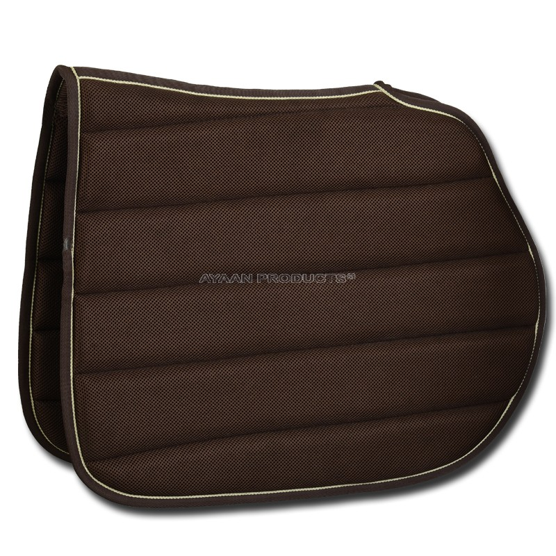 Mesh Saddle Pad English