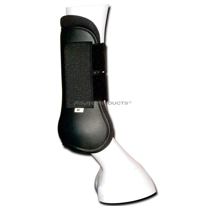 Black Tendon Boot
