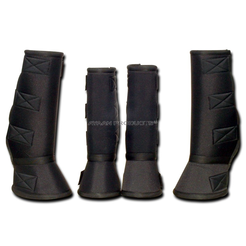 Codura Black Transport Boot