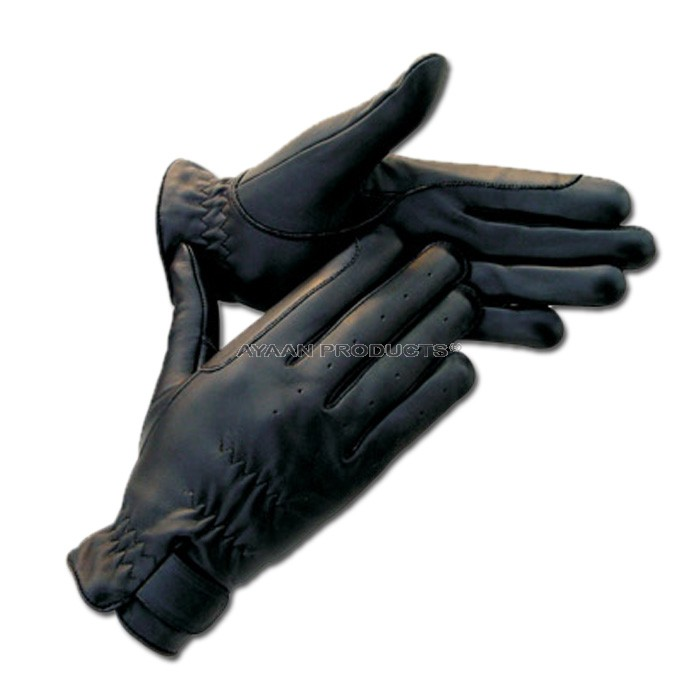 Leather Gloves Women