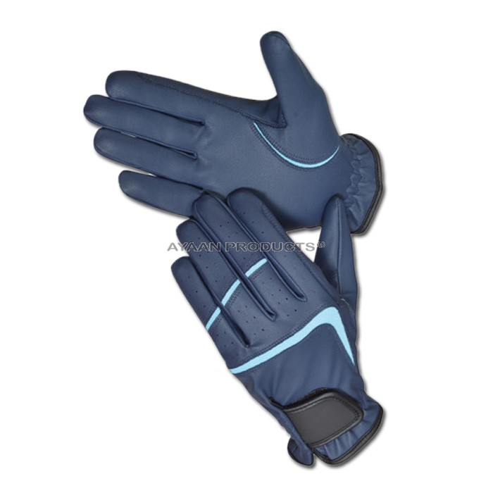 Ladies Fashion Riding Gloves