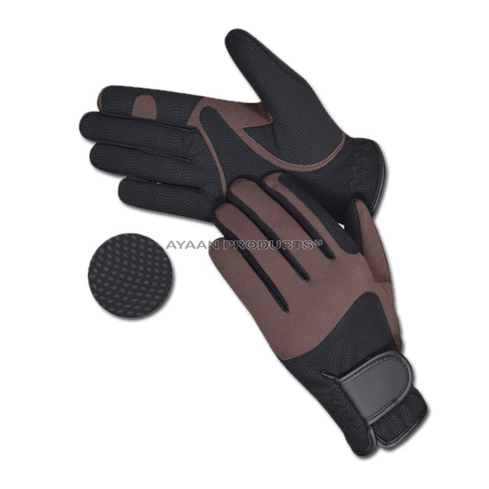 Nubuck Suede Gloves