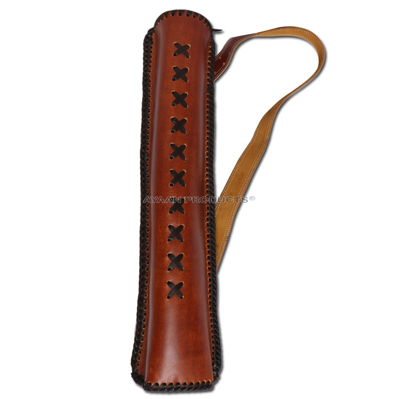 Leather Handmade Back Quiver