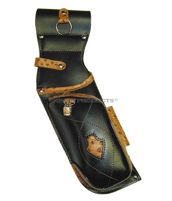 Wide Belt Loop Side Quiver