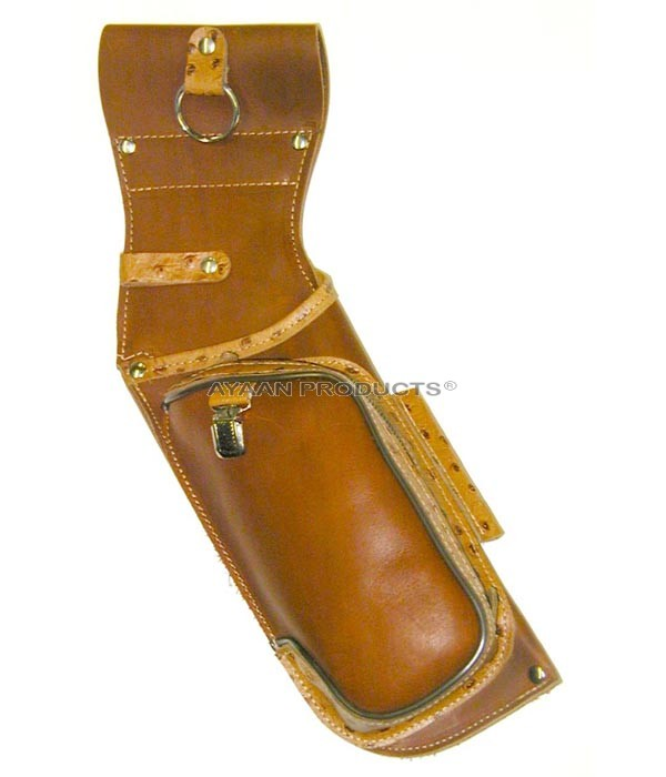 Traditional Wide Belt Loop Quiver