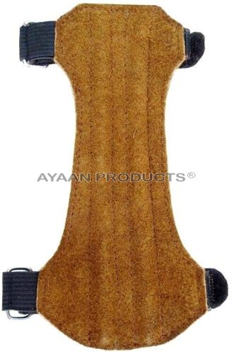 Bow Leather Arm Guard