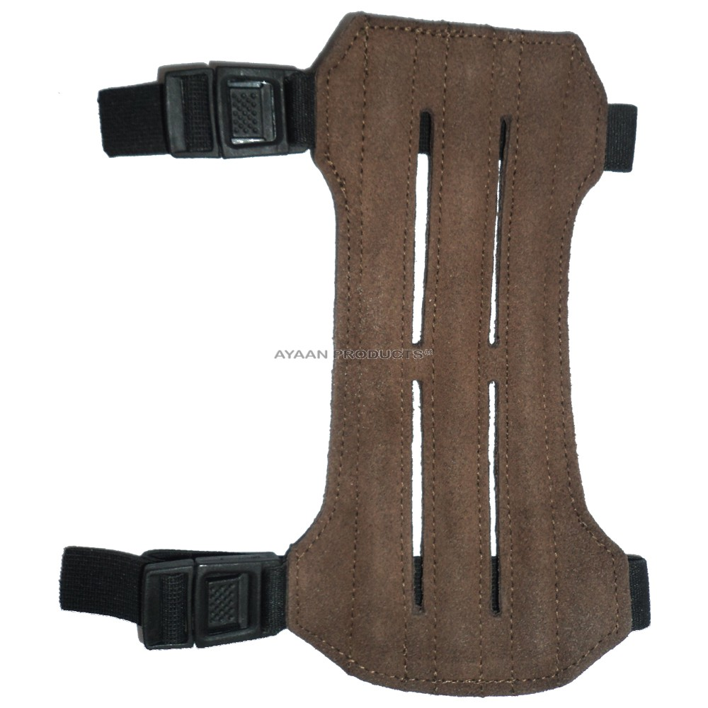 Traditional Hunting Archery Arm Guard