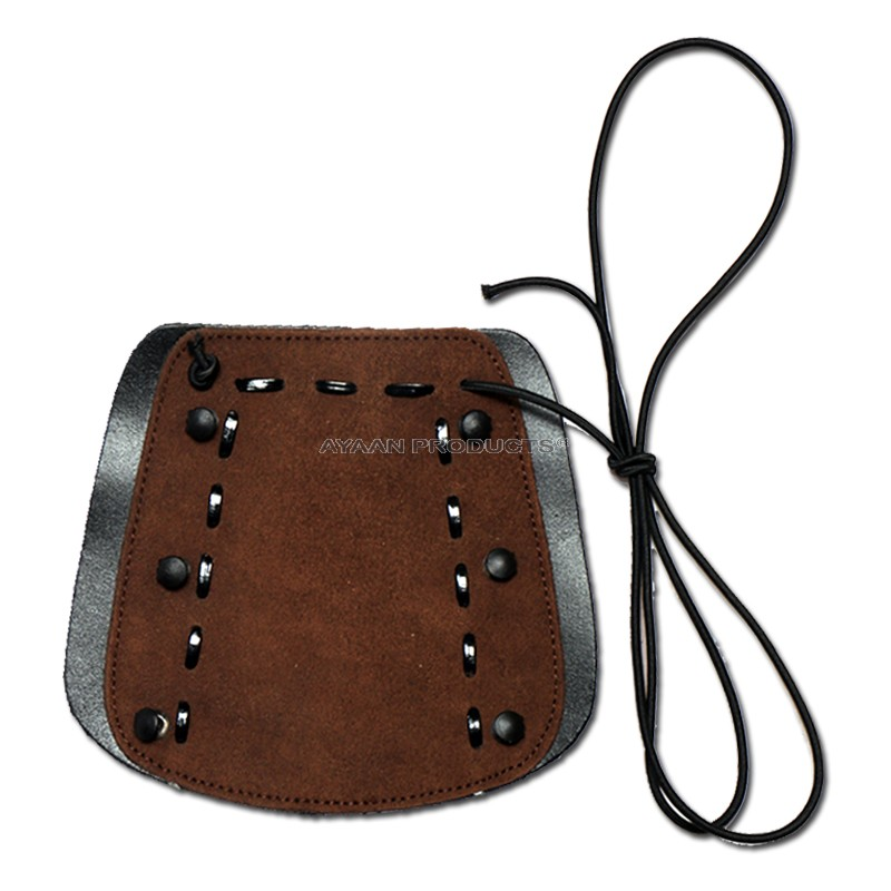 Leather Archery Wrist Arm Guard