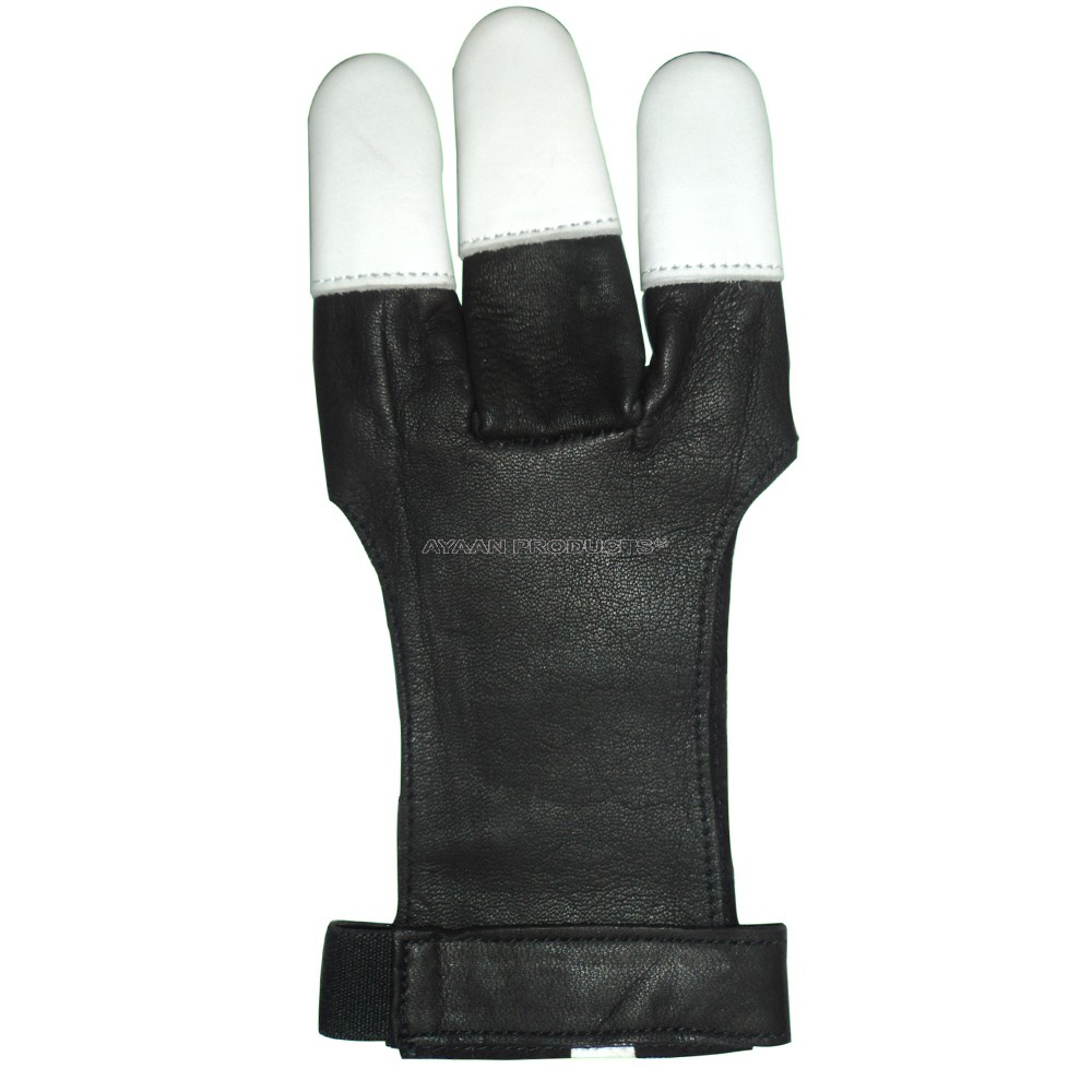 Archery Targeting Leather Gloves