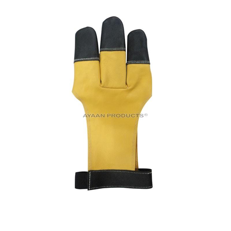 3 Finger Shooting Gloves Archery