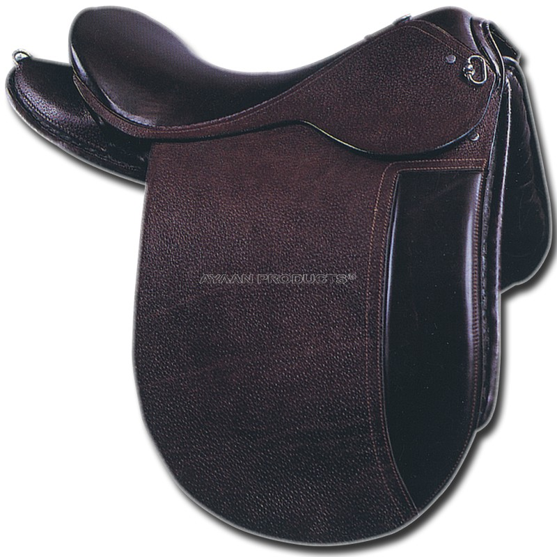 Icelandic Leather Saddle