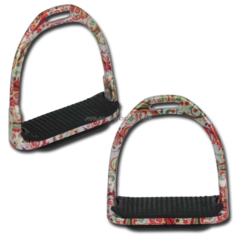 English Saddle Stirrups