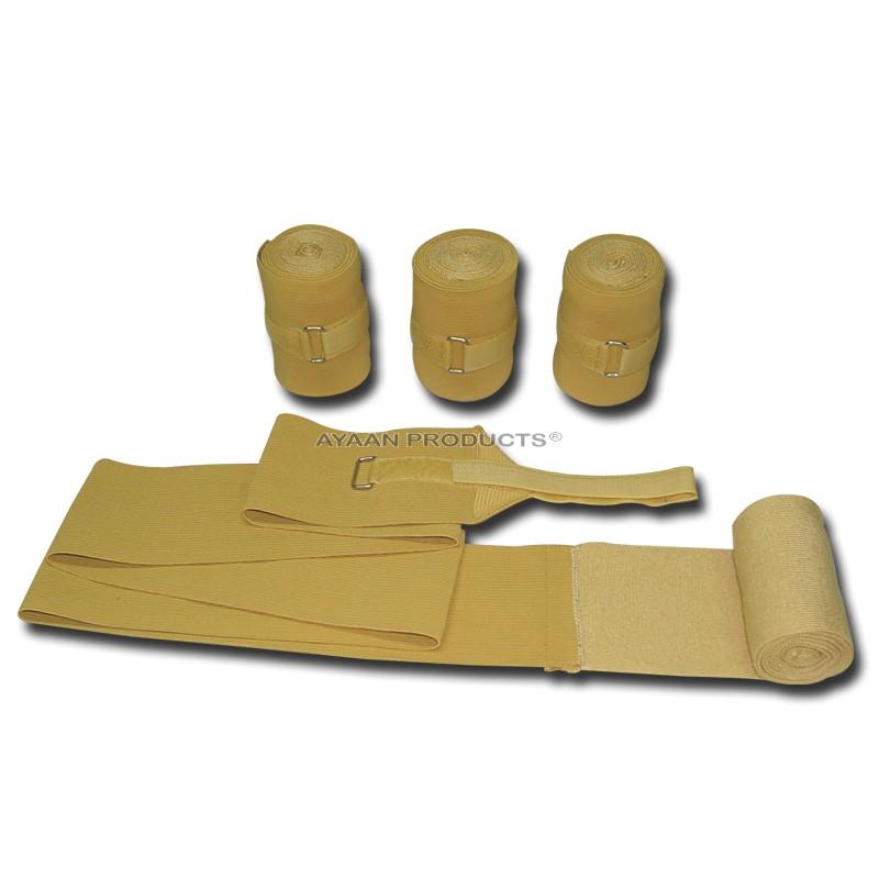 Acrylic And Elastic Bandage