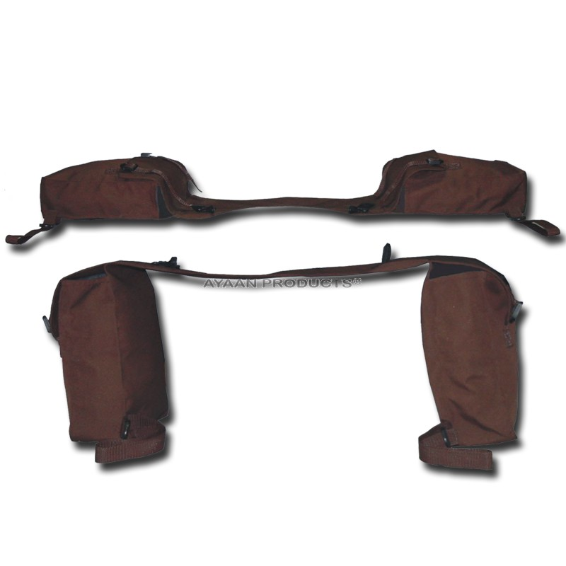 Two Set Saddle Bags