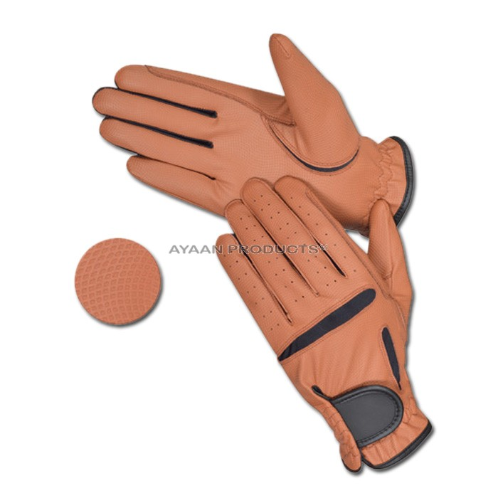 Men Riding Gloves