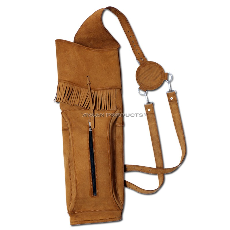 Traditional Arrow Quiver Back