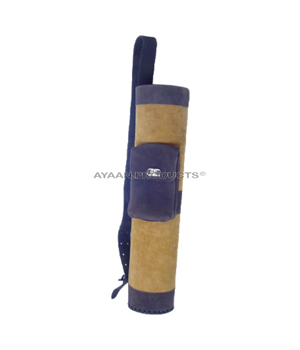 Hunting Leather Back Quiver