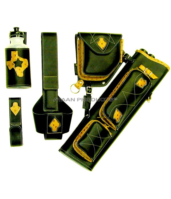 Leather Hunting Side Quiver