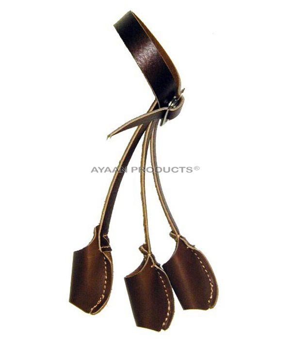 Archery Traditional Leather Tip Gloves