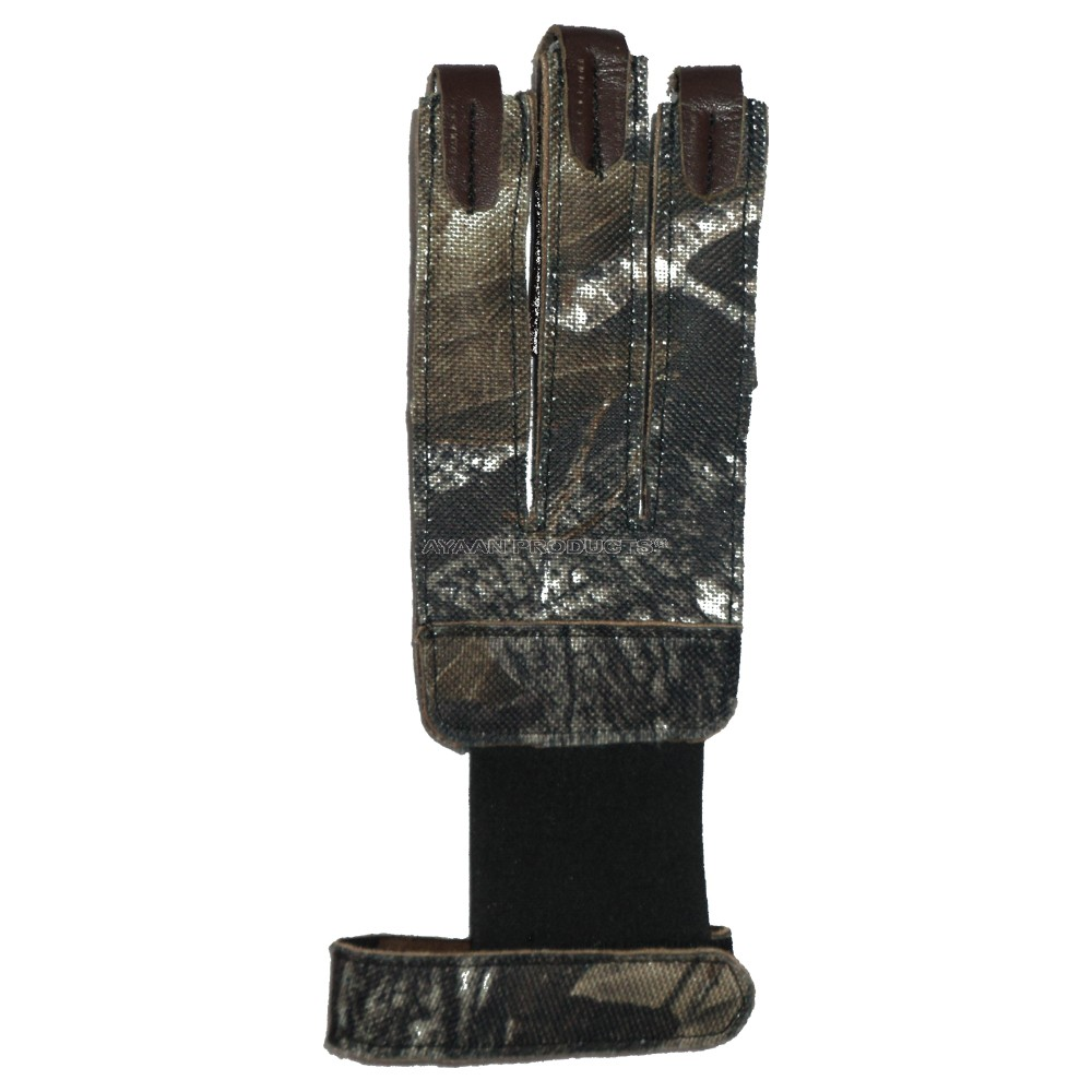 Archery Targeting Shooting Gloves