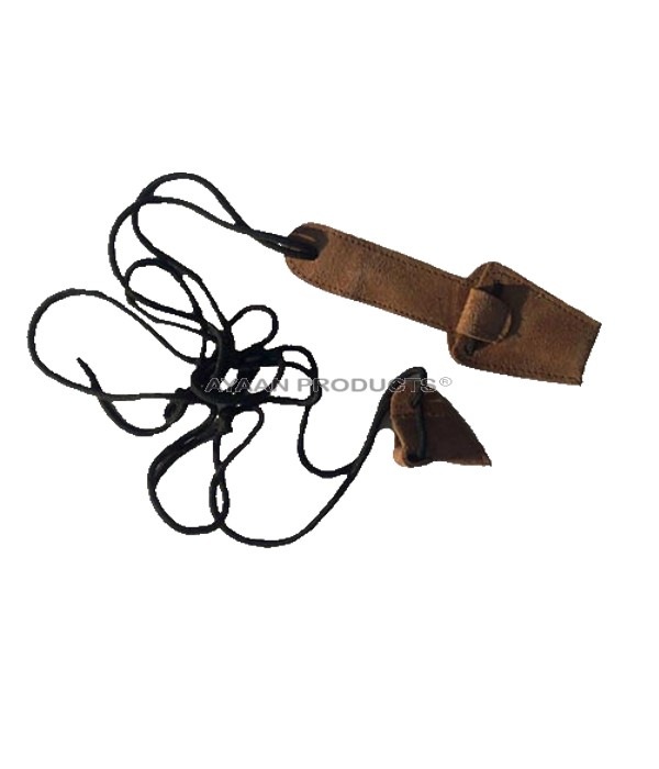Leather Bow Hunting Stringers