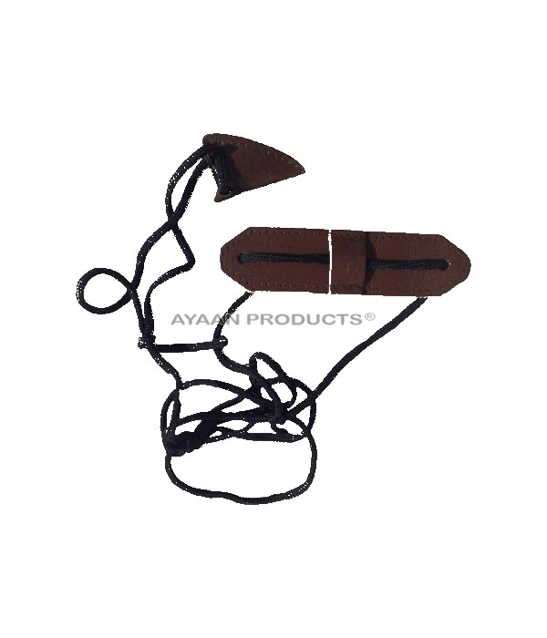 Leather Archery Bow Stringers
