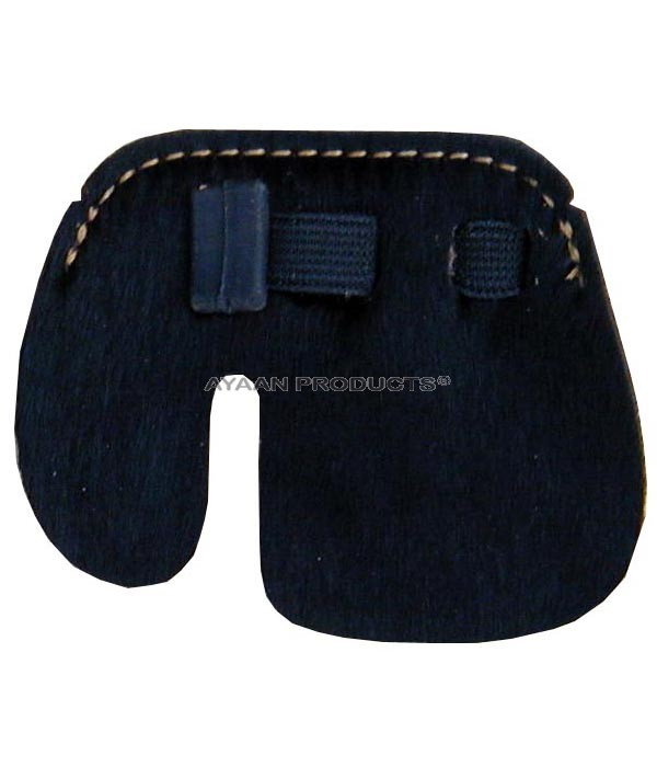 Genuine Leather Finger Tab