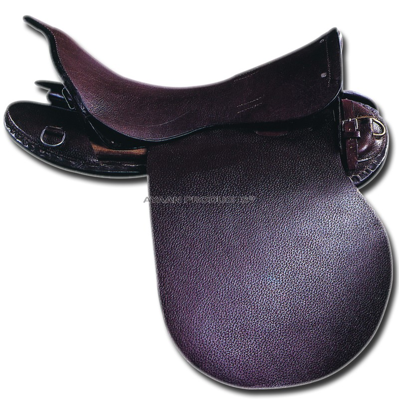 British Trooper Saddle