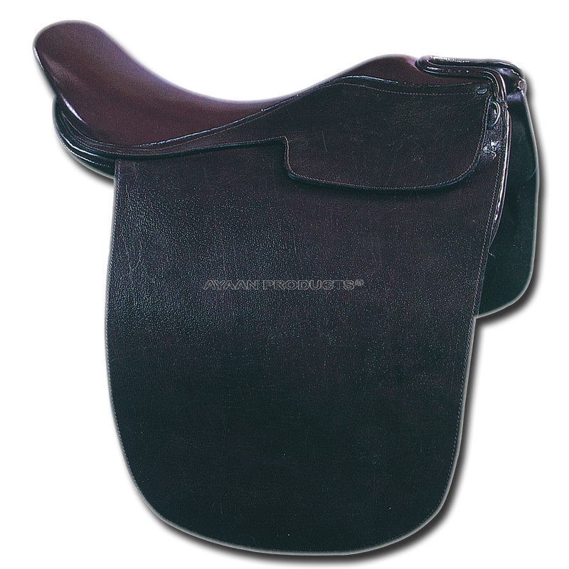 Cut Back Show Saddle