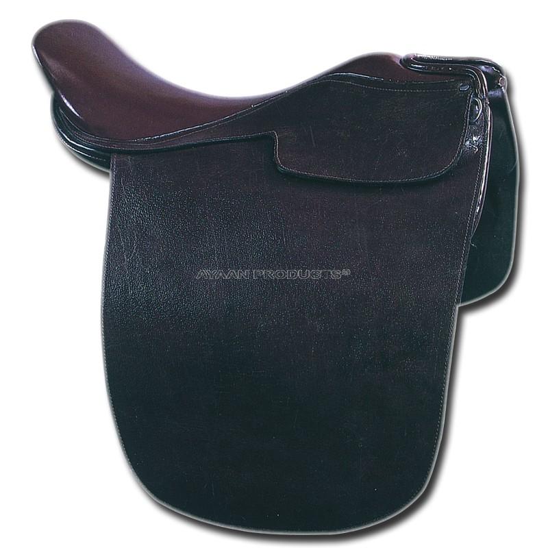 Cut Back Show Saddle