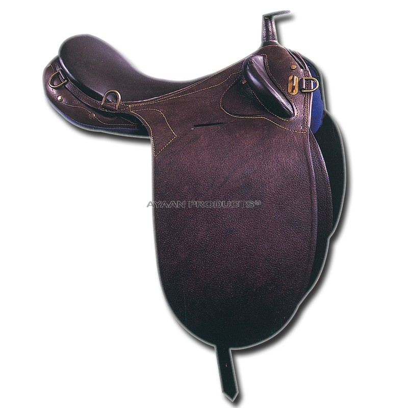 Horn Australian Stock Saddle