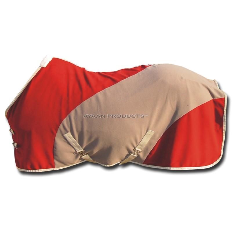 Summer Rug Micro Polor Fleece Red
