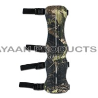 Long Archery Arm Guard Camo