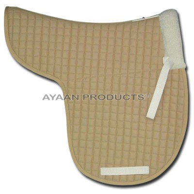 Saddle Shaped Western Saddle Pad