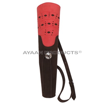 Traditional Archery Backpack Quiver