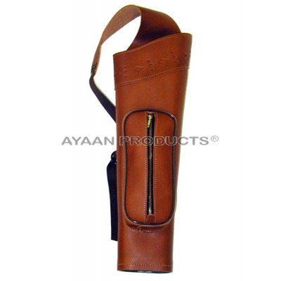 Archery Buckle Style Back Quiver
