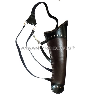 Leather Back Quivers Archery