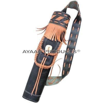 Back Quiver For Arrows