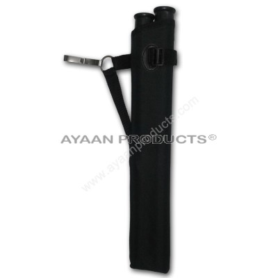 Custom 2Tube Black Hip Quiver ( 40 pcs)