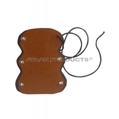 Traditional Leather Arm Guard Archery