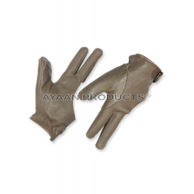 Traditional Archery Shooting Gloves