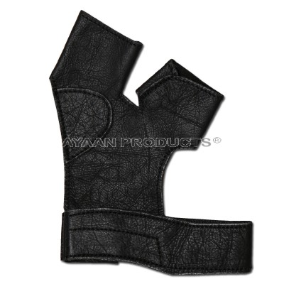 Leather Archery Gloves