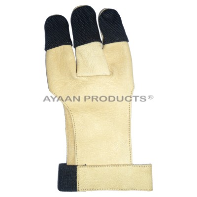 Archery Leather Hunting Gloves