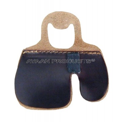 Archery Leather Face Tab