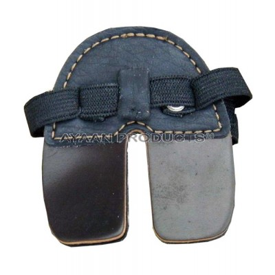 Archery Leather Finger Tab