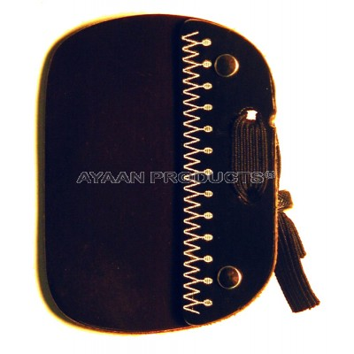 Finger Tab of Genuine Leather