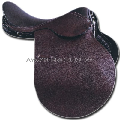 Plain Flaps Jumping Saddle